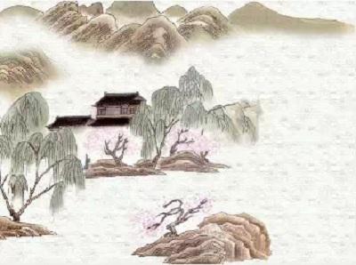 《登幽州台歌》·陈子昂图片
